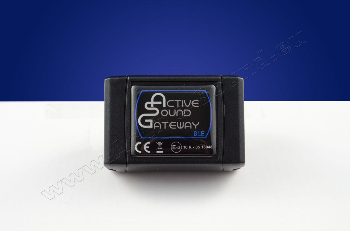 Active Sound Gateway BLE - Soundsteigerung