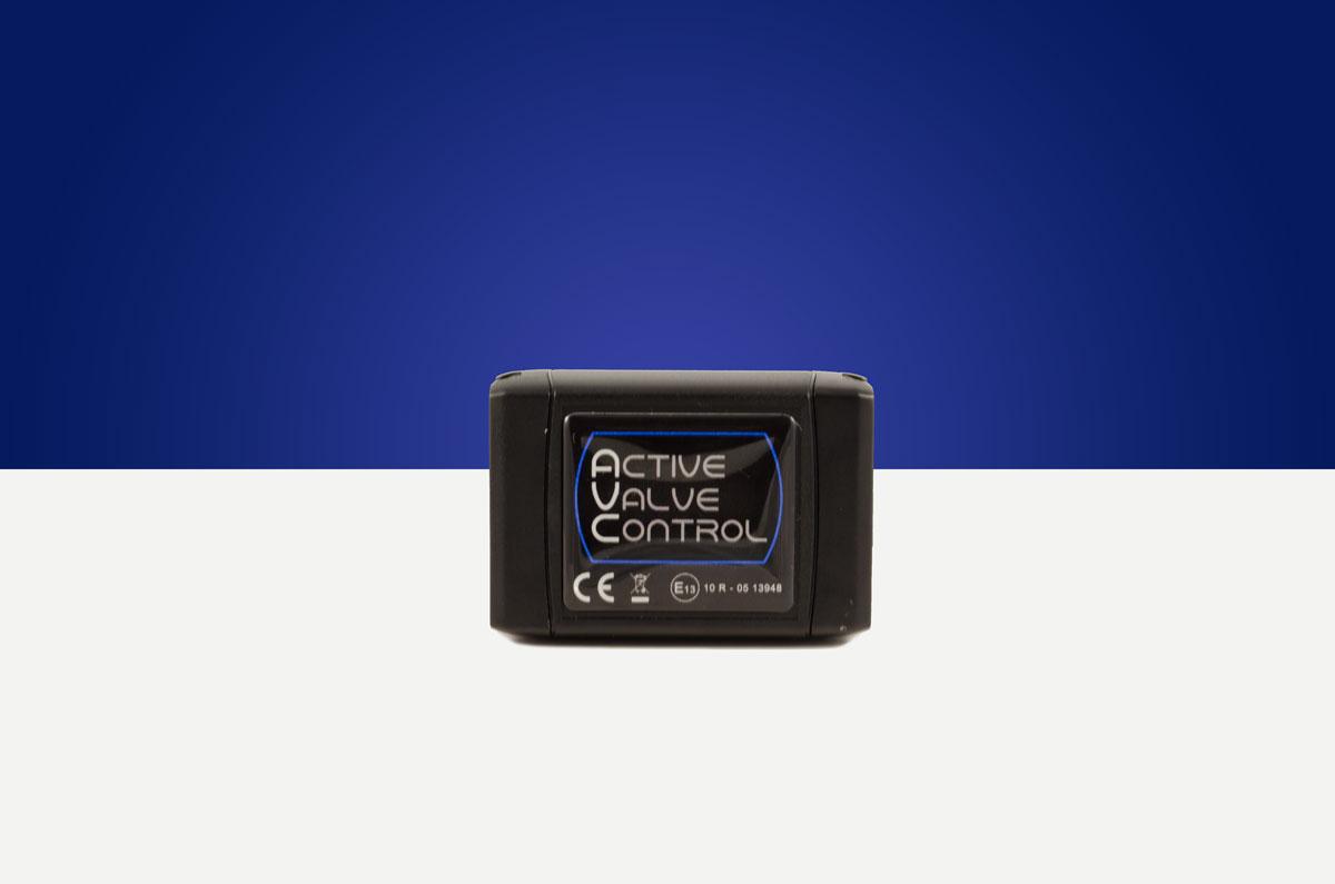 active valve control modul zur auspuff klappensteuerung. Black Bedroom Furniture Sets. Home Design Ideas