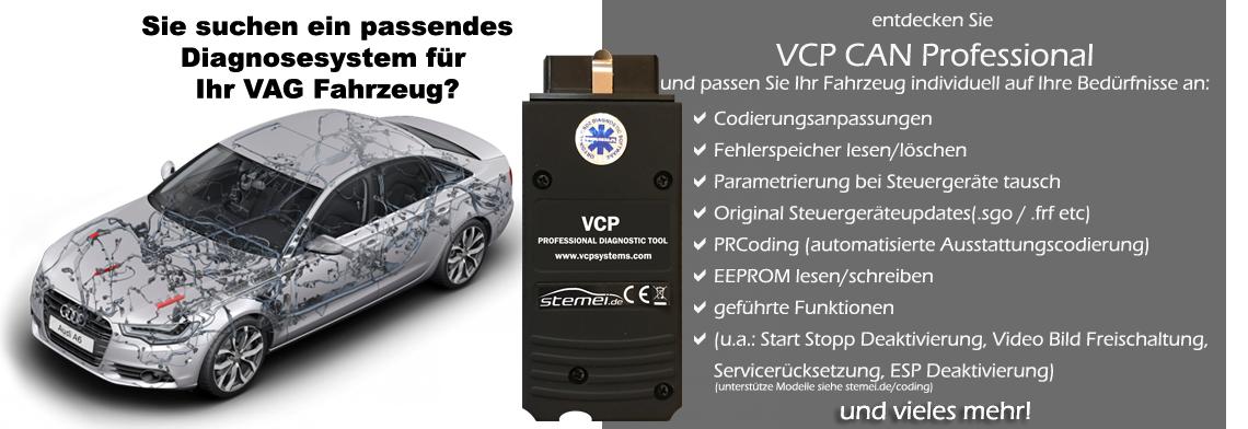 VCP Diagnosesystem